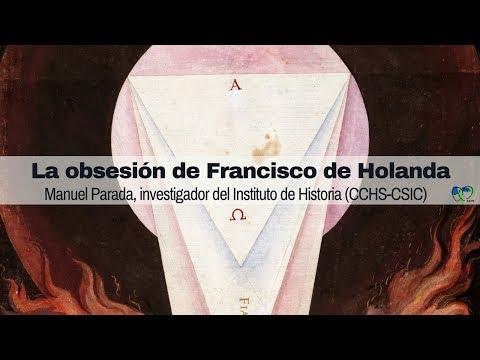 Francisco de Holanda por Manuel Parada (Instituto de Historia, CSIC)