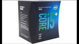 Intel Core I5 9400F Teszt Szemle !!