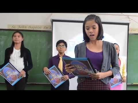 8A'15-16 Filipino : Newscasting 4