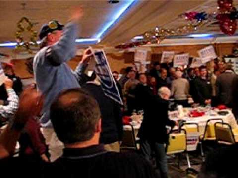 NJ Democratic Presidential Caucus