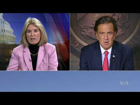 VOA Interview: Bill Richardson Discusses Myanmar, Rohingya