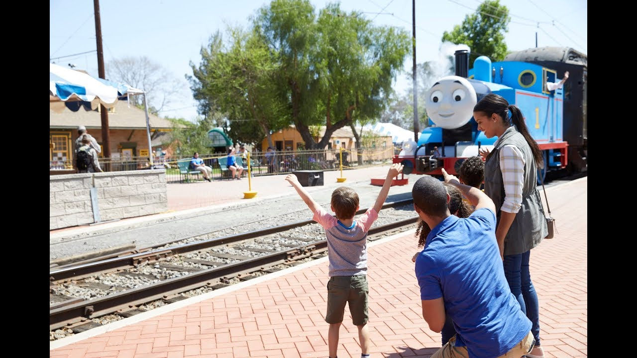 Day Out With Thomas | Southern California Railway Museum