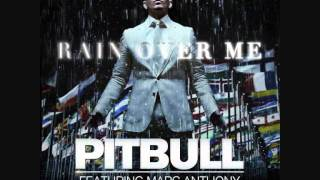 Pitbull ft. Marc Anthony - Rain Over Me (Maor Avraham MashUp)