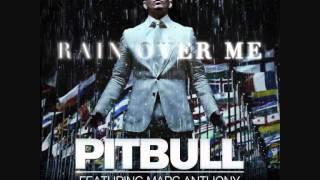 Pitbull ft. Marc Anthony - Rain Over Me (Maor Avraham MashUp)