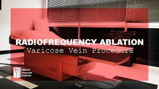 RADIOFREQUENCY ABLATION | VARICOSE VEIN TREATMENT | Karin Augur, PA-C - MVI TV