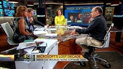 Author: Microsoft leadership lost to Apple, Facebook