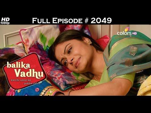 Balika Vadhu - 11th November 2015 - बालिका वधु - Full Episode (HD)