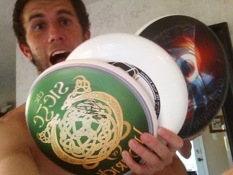 The Sickest Frisbees Ever