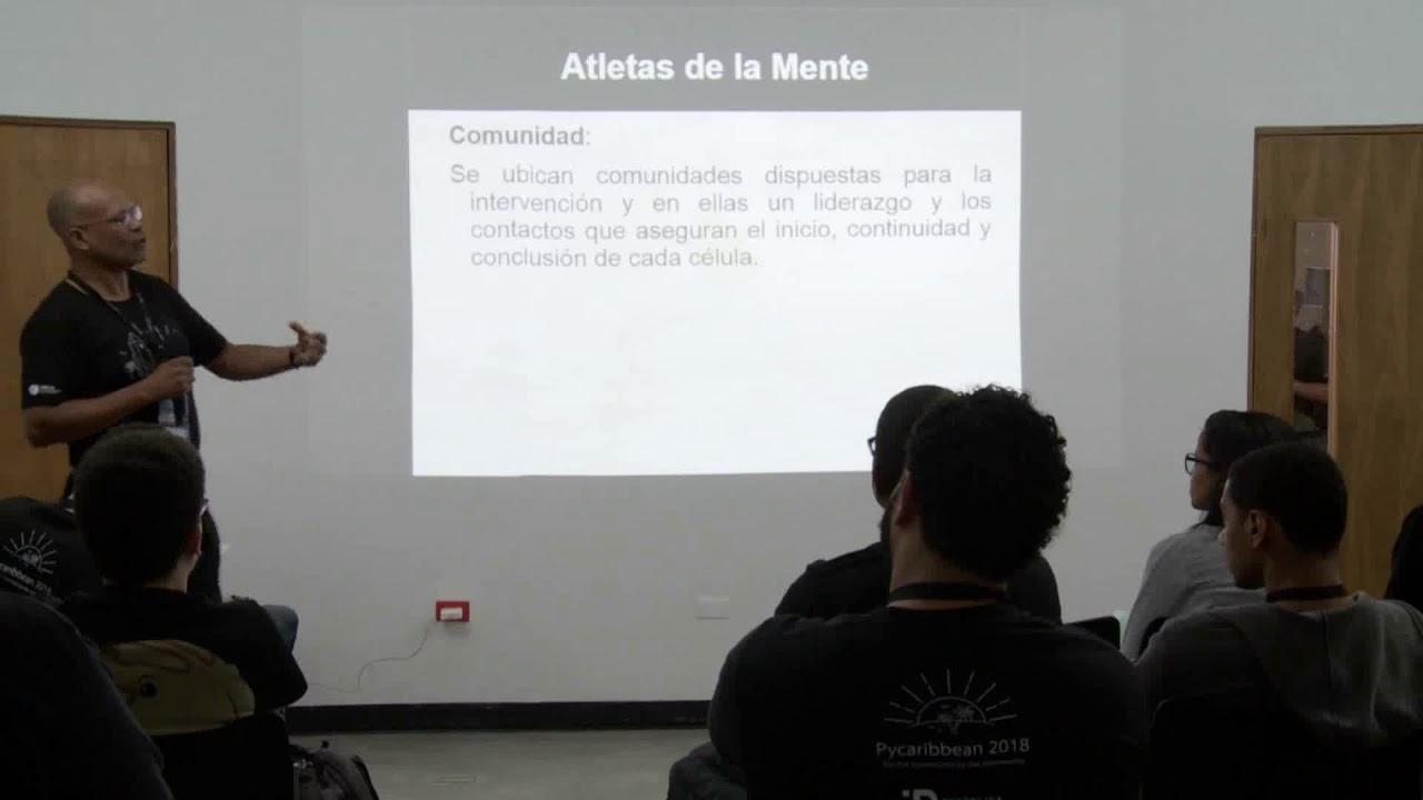 Image from Atletas de la mente - Eligio Cabrera
