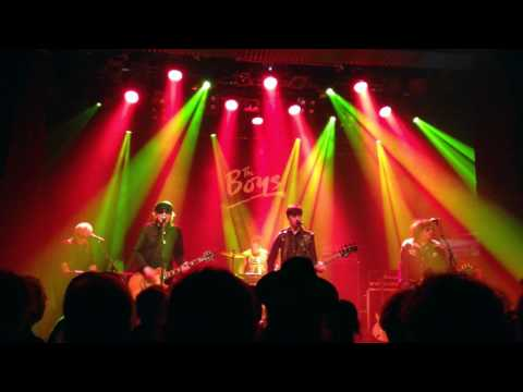 The Boys - Soda Pressing @ Tavastia, Helsinki 19.3.2015