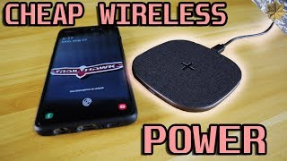 Fast Wireless Charging That Works With APPLE   PeohZarr Wireless Charger