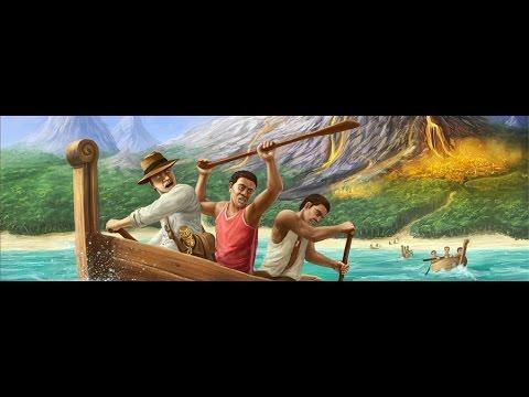 """La vidéorègle du jeu de société """"Mauna Kea"""" par Yahndrev (#341)"""