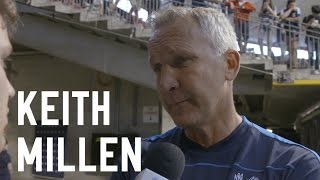 Post Vancouver Whitecaps | Keith Millen