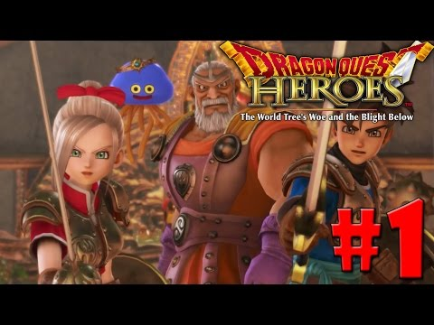 Dragon Quest Heroes |Español| Parte 1