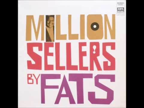 Fats Domino  -  Million Sellers By Fats  -  [Studio album 15]  Imperial LP 9195