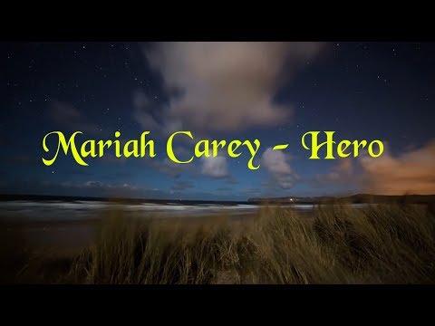 Mariah Carey - Hero ( Lirik Indonesia ) ( Lirik Terjemahan )