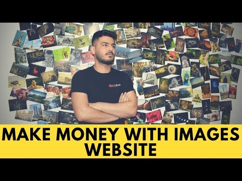 How to Make $1000 With Images Website