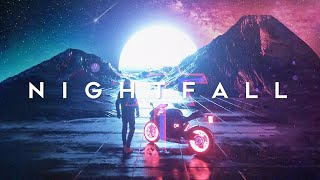 NIGHTFALL - A Chillwave Synthwave Mix for Selenophiles