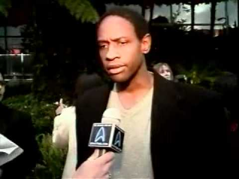 Tim Russ at Voyager's Wrap Party