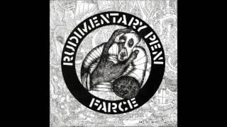 Rudimentary Peni   Farce EP [full]
