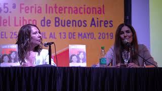 FIL 2019   Laura Di Marco presenta Los cuadernos de Laura