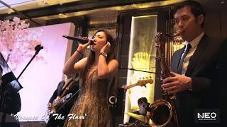 Neo Music Production | Live Band at Ritz-Carlton Hong Kong | Jazz Band Wedding Band