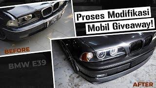 Giveaway Mobil Part 2 Belanja Barang Untuk Modifikasi MP3
