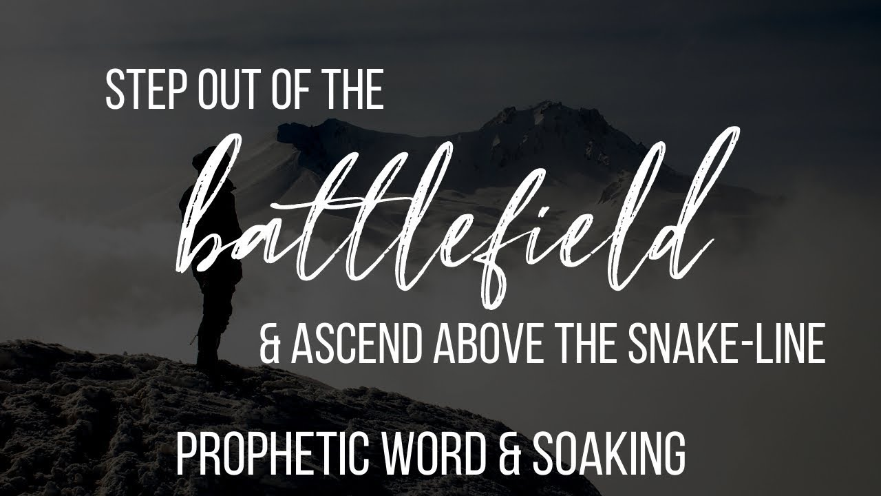 The word-warfare against you ENDS NOW! // Prayer and soaking | Nate & Christy