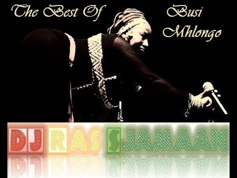 The Best Of Busi Mhlongo (South Africa) By DJ Ras Sjamaan