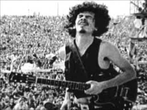 Santana-Everything's coming our way