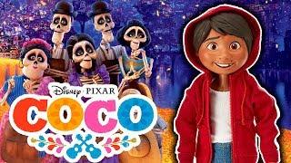 COCO Película en Español Disney Pixar - Juguetes Fantásticos