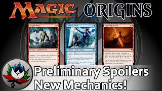Magic Origins Spoilers: Avaricious Dragon, NEW Evergreen Keywords, and more – MTG!