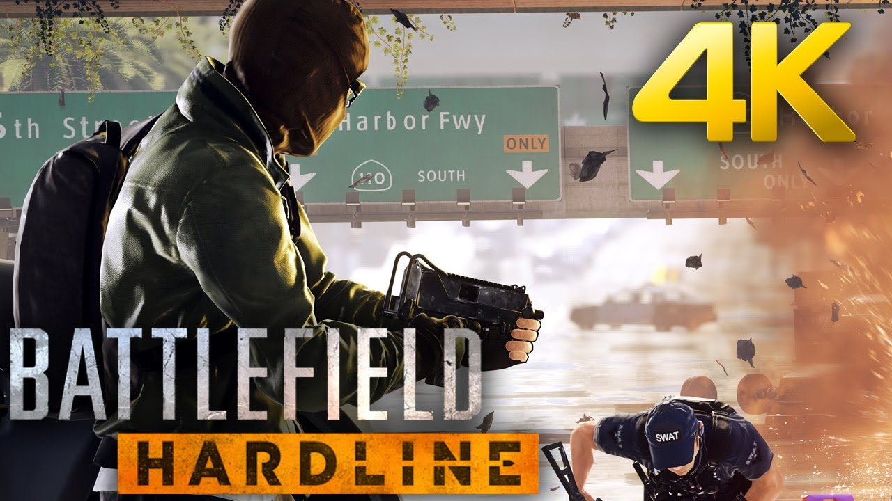 Battlefield Hardline Hd Wallpaper Battlefield Hardline 4k Gameplay Max Settings Beta Youtube