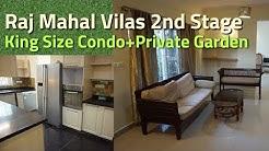 3BHK Condo with Private Garden in RMV2 Sanjay Nagar Bangalore