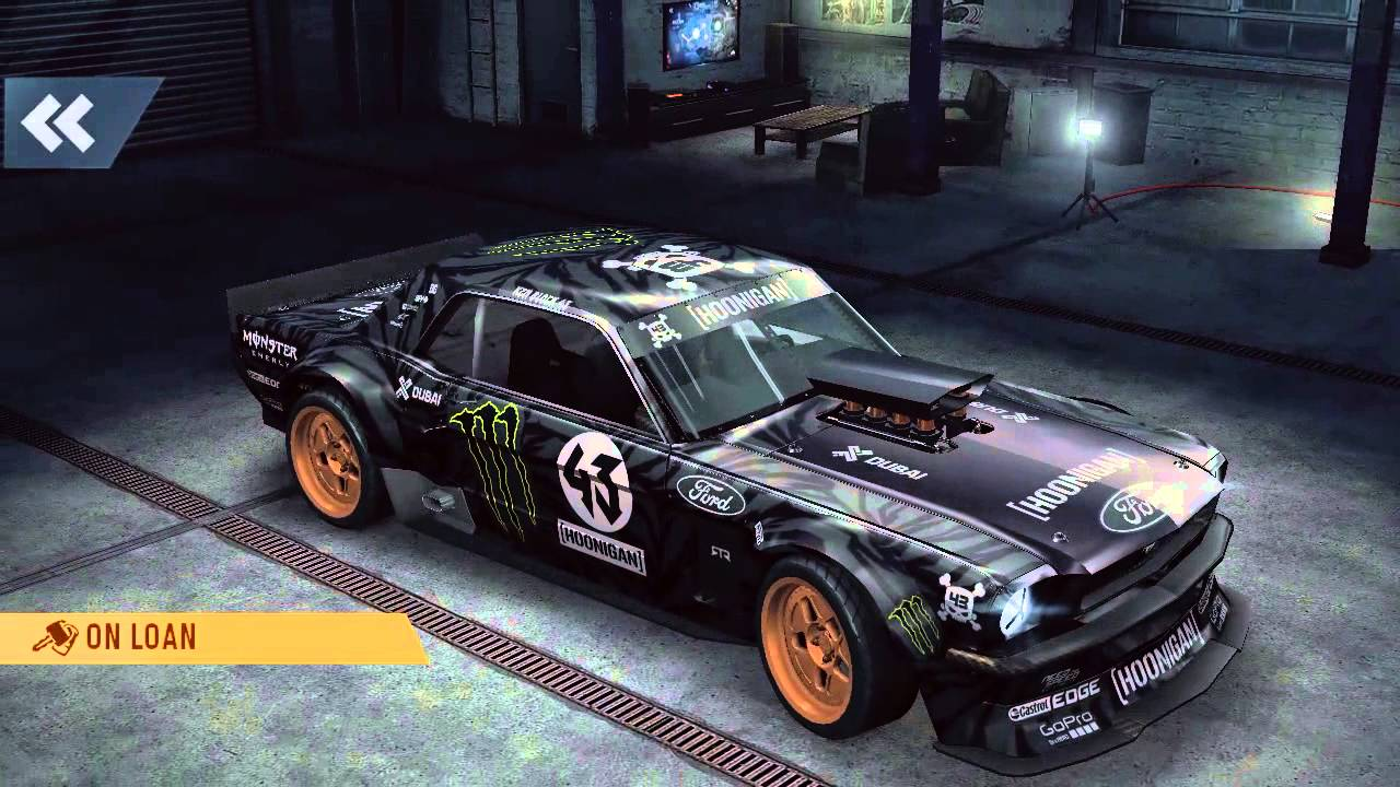 Ford Mustang Hoonigan Wikipedia