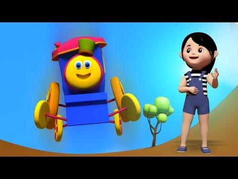 bob le train dessus les montagnes rimes pour enfants comptines bob train over the mountains. Black Bedroom Furniture Sets. Home Design Ideas