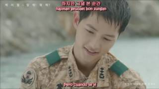 K.Will - Talk Love ---Descendants of the Sun--- Español - Hangul - Roma