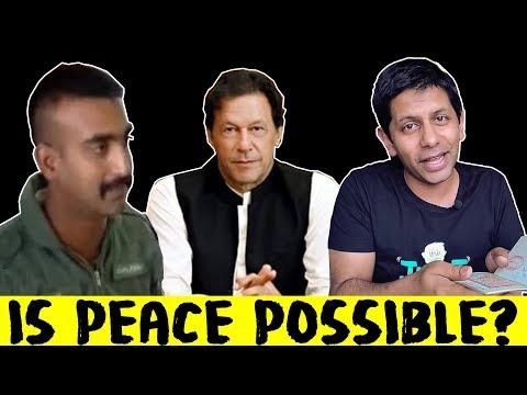 Wg Cdr Abhinandan coming back! | Do many Pakistanis want peace? | Akash Banerjee