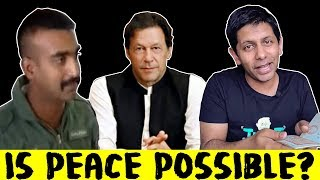 Wg Cdr Abhinandan coming back! | Do many Pakistanis want peace? | Akash Banerjee
