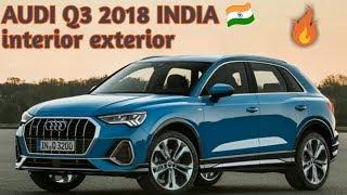 Audi Q3 2018-2019 DESIGN leaks   Interior Exterior   Car Guru India