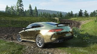 Forza Horizon 4 - 920HP MERCEDES-BENZ AMG GT 4 DOOR COUPE - OFF-ROAD - 1080p60FPS