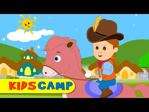 Yankee Doodle Went To Town | Nursery Rhymes | Popular Nursery Rhymes by KidsCamp