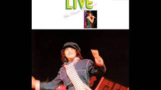 「ライブ!岡崎友紀マイコンサート」1974年12月7日郵便貯金ホールにて収...