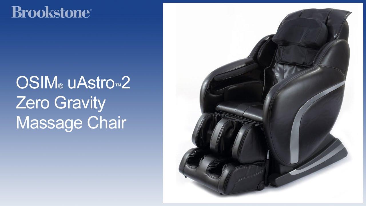 Osim 174 Uastro 2 Zero Gravity Massage Chair Features Youtube