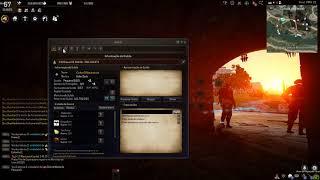 Black Desert - Recrutando para guild e testando o novo ping em servidor brasileiro.