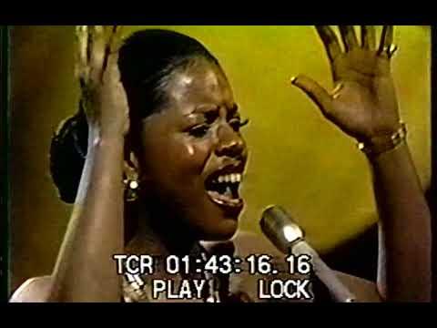 LaBelle Live On Soul! 1972 (Nona Hendryx, Sarah Dash, and Patti LaBelle)
