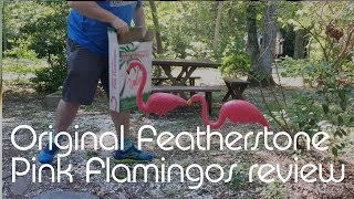 Original Featherstone Pink Flamingos review
