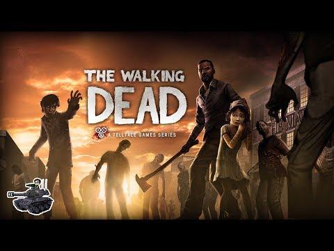 Мертвые не потеют ★ The Walking Dead ★ S1-E1