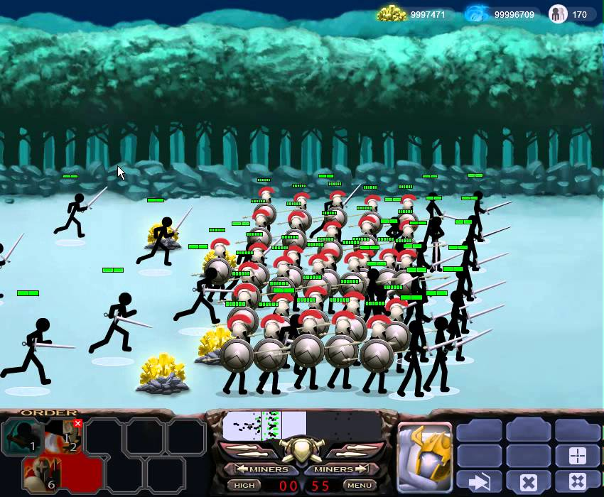 Stick War 2 Hacked Unblocked Games At School