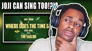 Joji  Filthyfranktv  Can Sing!? Rich Brian Ft. Joji - Where Does The Time Go  Ly